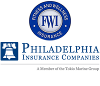 Brady is insured by Philadelphia Insurance Company