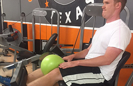 Bayou City Fitness client Tim