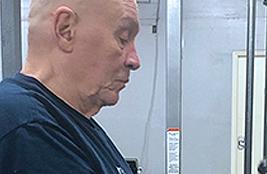 Bayou City Fitness client John